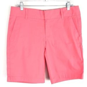 J Crew Frankie Bermuda Chino Shorts